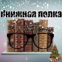 Книжная Полка — Telegram канал. Каталог TelegramInsider.ru