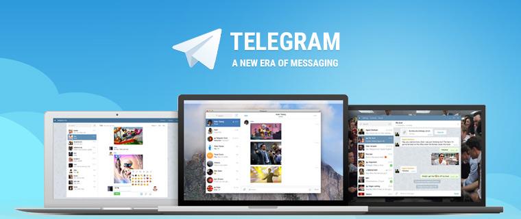 Telegram – мессенджер нового поколения